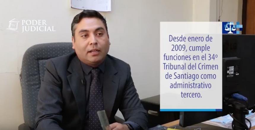 Protagonistas de la justicia 46 administrador 3 del 34 for Juzgado del crimen